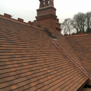 Main Roof After