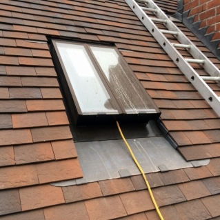 Roof Window After